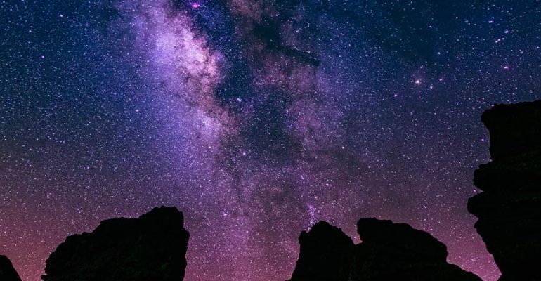 Senderismo nocturno por el Teide: un plan de más de cinco estrellas