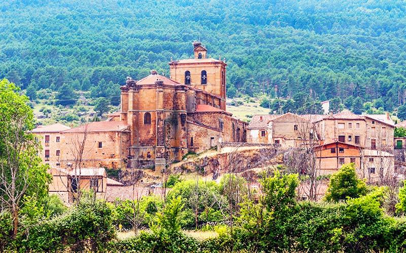 Pueblos más bonitos de España. Vinuesa