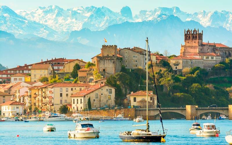 pueblos más bonitos de Cantabria: San Vicente de la Barquera
