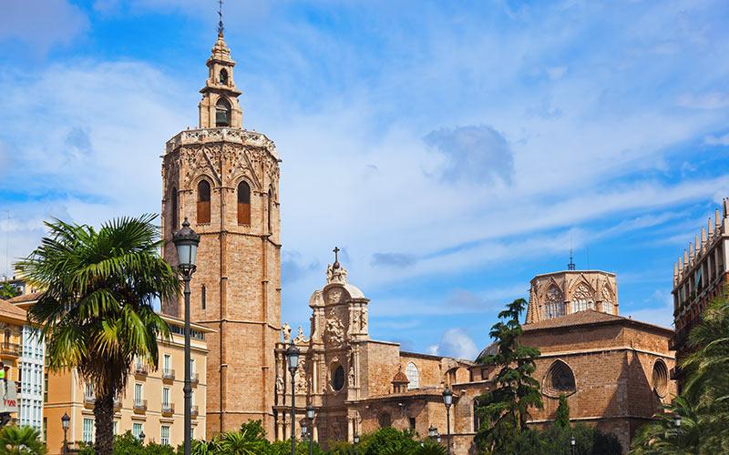 El Miguelete en Valencia