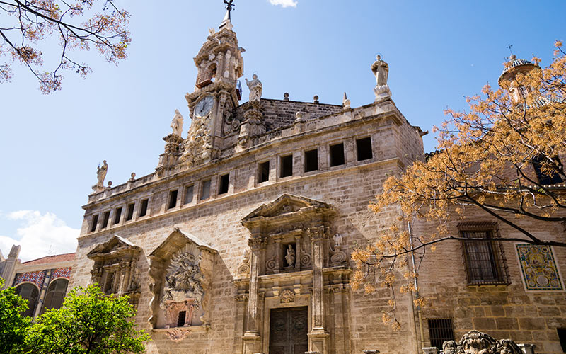 Iglesia de Santos Juanes de Valencia