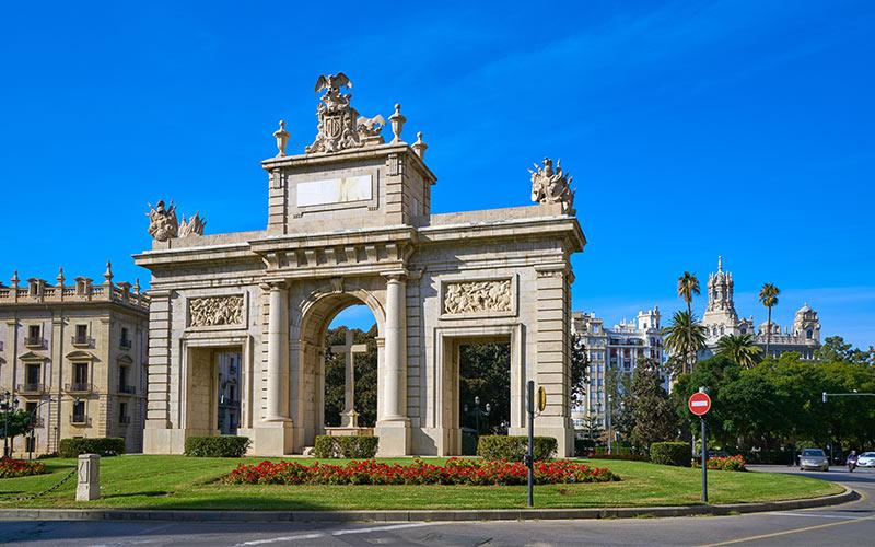 Puerta del Mar de Valencia