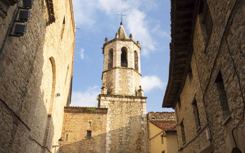 Torre de la Iglesia den Cantavieja