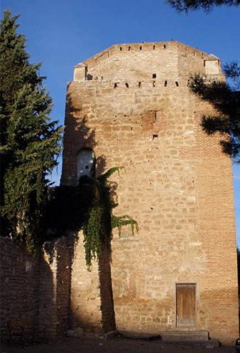 torreón de las monjas de Cariñena