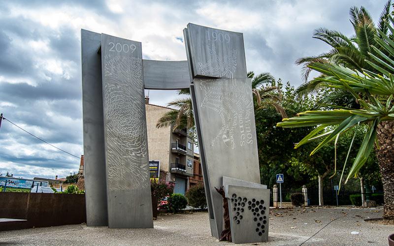 Paseo del Centenario de Cariñena