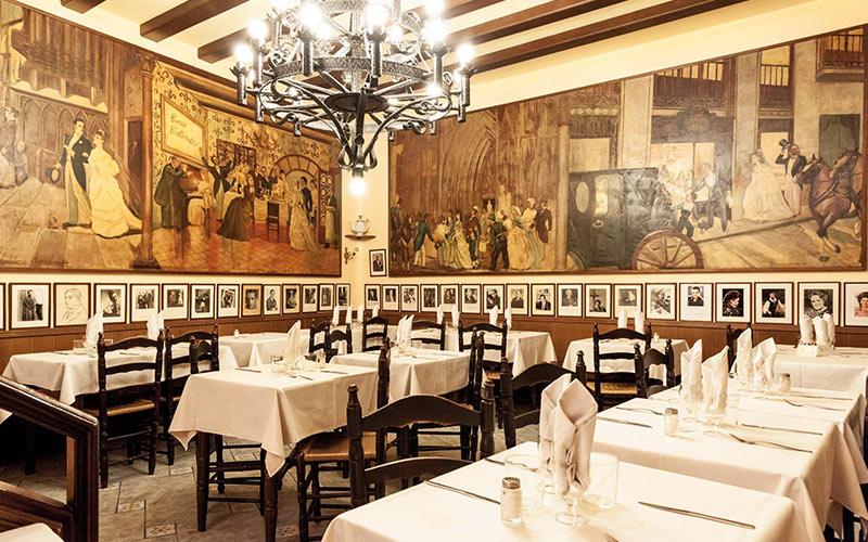 Restaurantes más antiguos de España Can Culleretes