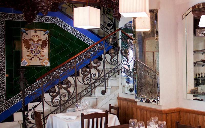 Restaurantes más antiguos de España Casa Lac