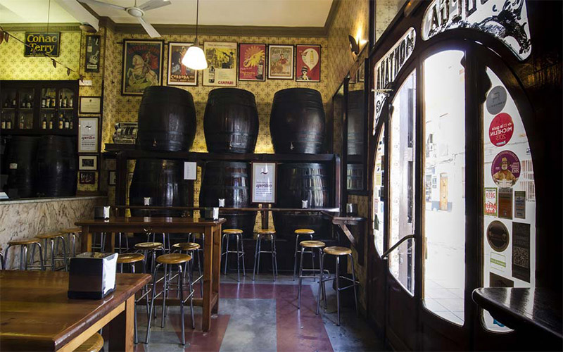 Restaurantes más antiguos de España Casa Montaña