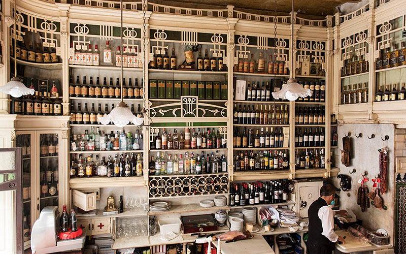 Restaurantes más antiguos de España El Rinconcillo