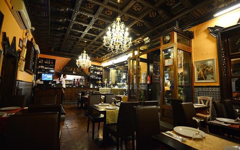 Restaurantes más antiguos de España Las Escobas