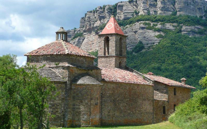 Iglesia de San Juan de Fábregas