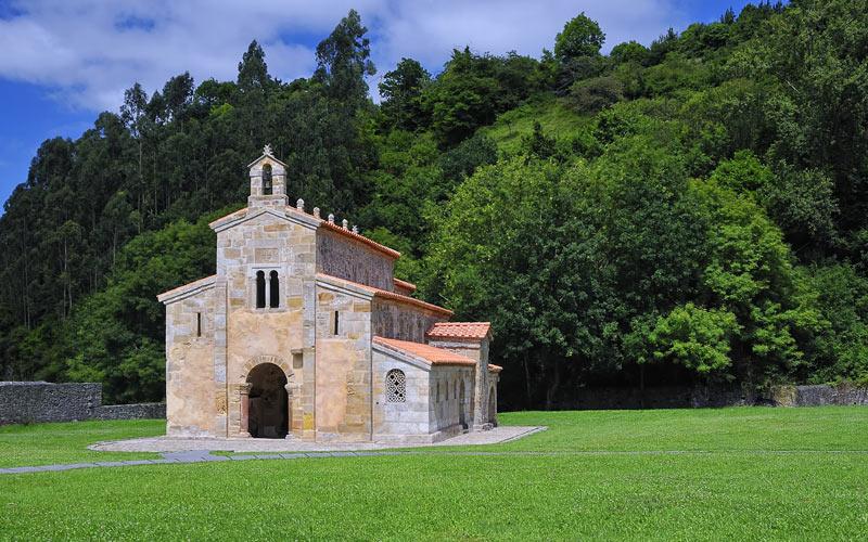 Iglesia de San Salvador de Valdediós | Foto: Shutterstock