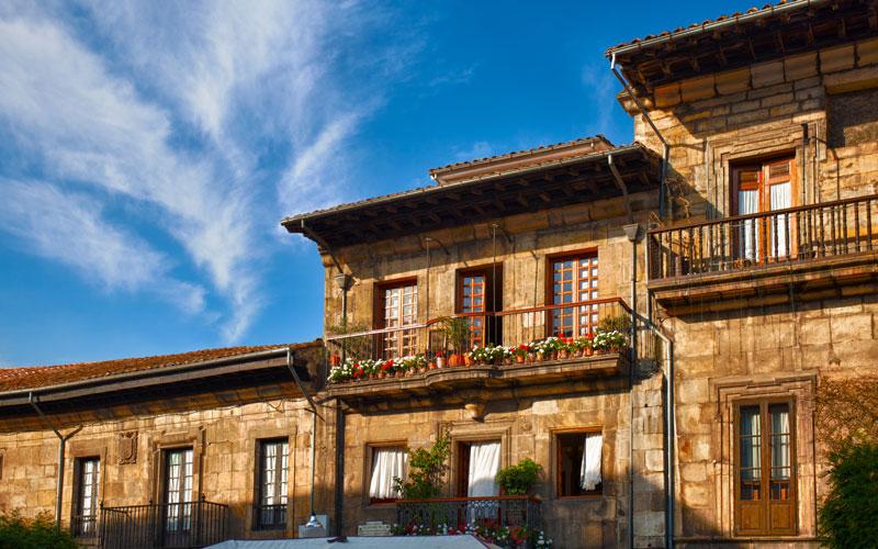 Arquitectura de Villaviciosa | Foto: Shutterstock