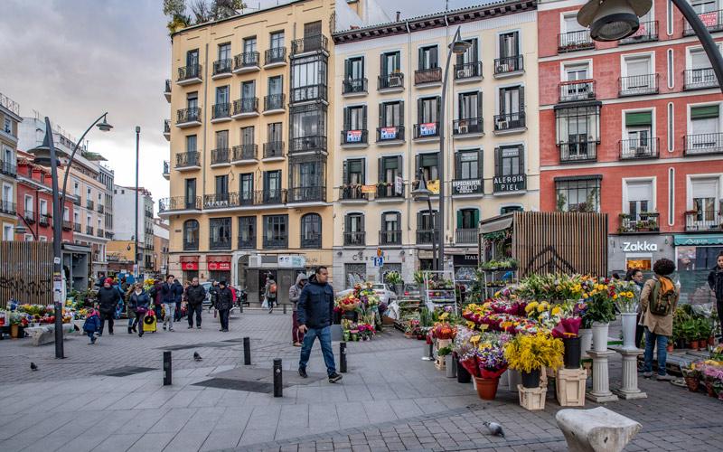 Plaza de Tirso de Molina | Shutterstock