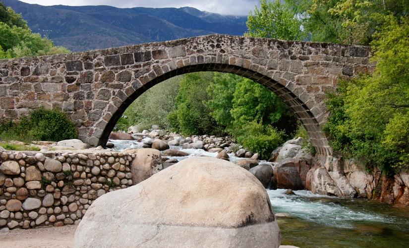 Puente en Jarandilla de la Vera