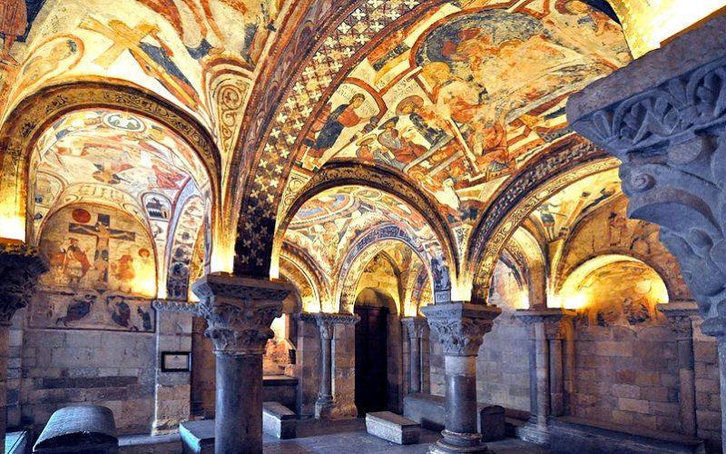 Iglesias del Camino Francés: San Isidoro de León