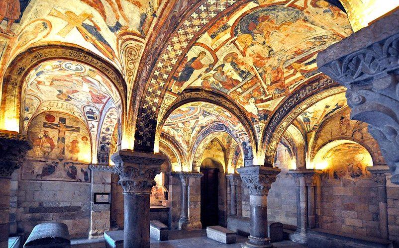 Pinturas del Panteón Real de San Isidoro de León A-231