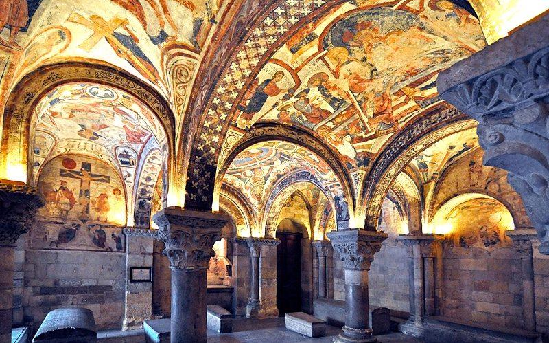 Panteón de los reyes de León en San Isidoro