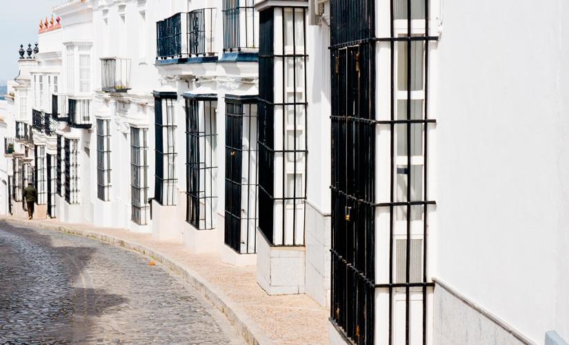 Ventanas enrejadas de Medina Sidonia