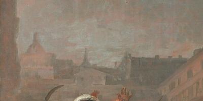 el 2 de mayo Goya