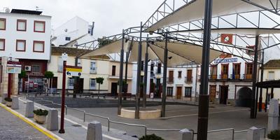 Plaza que ver en Teba