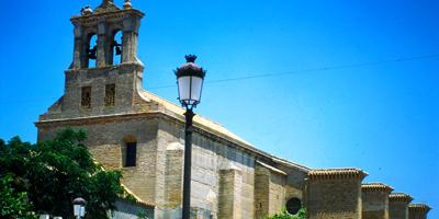 Monasterio de Santa Clara de Moguer, exterior