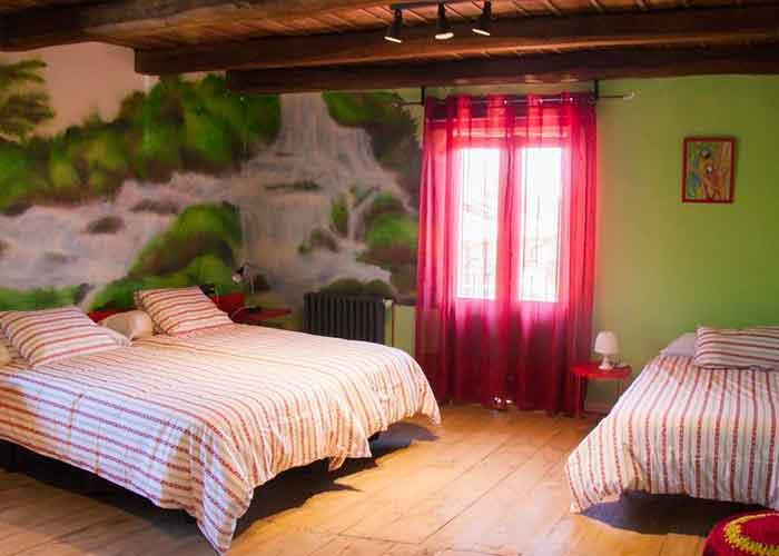 dormir rabanal camino hotel rural casa indie