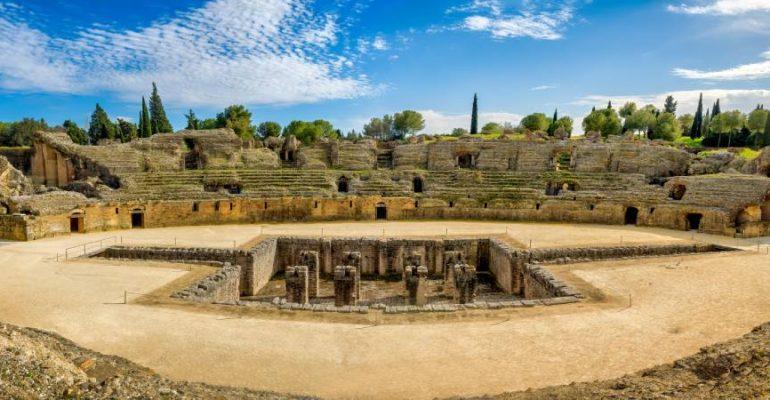 Itálica, la primera ciudad romana de Hispania y cuna de emperadores