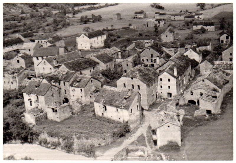 Jánovas en el pasado