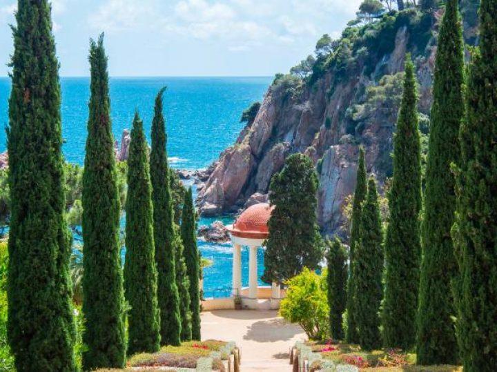 El Jardín de Marimurtra, uno de los balcones más bonitos al Mediterráneo