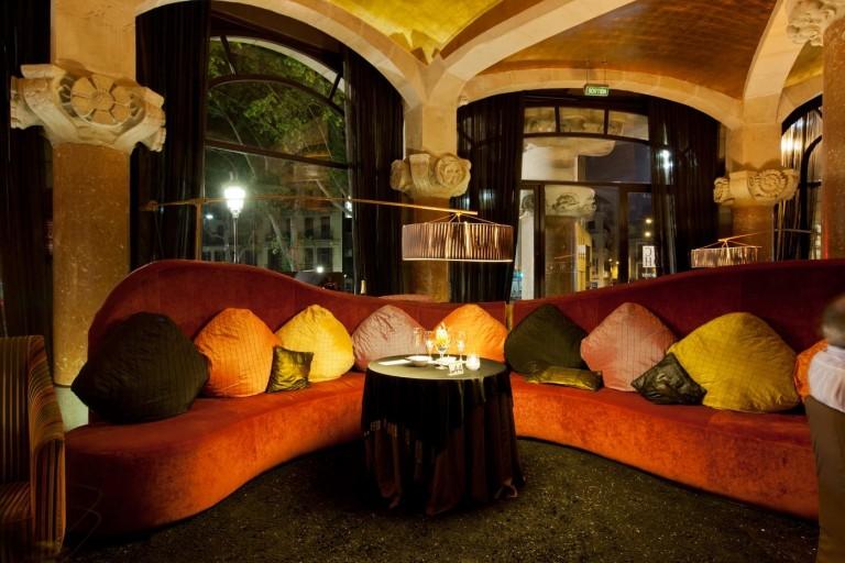 Las seis mejores casas modernistas de barcelona espa a - Hotel casa fuster terraza ...