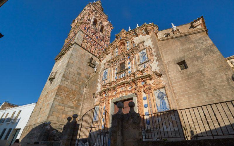 Iglesia de San Bartolomé Jerez de los Caballeros
