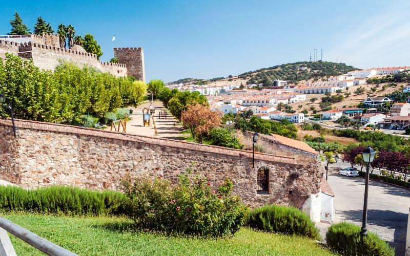 Castillo Templario Jerez de los Caballeros