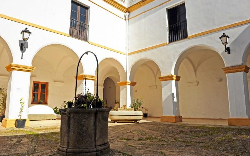 Convento de San Agustín Jerez de los Caballeros