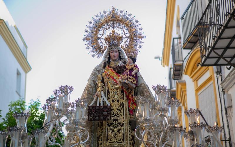 Virgen del Carmen de Jerez de la Frontera