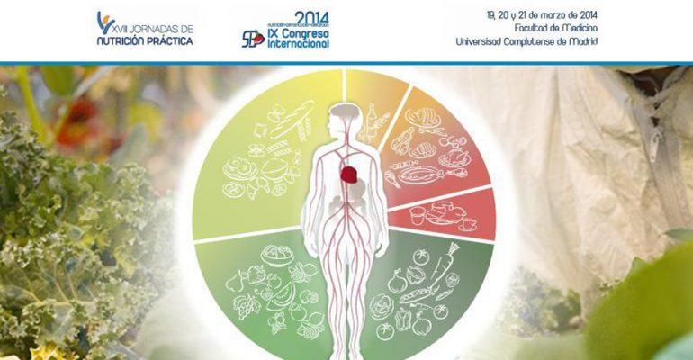 XVIII Jornadas de Nutrición Práctica y IX Congreso Internacional Nutrición, Alimentación y Dietética