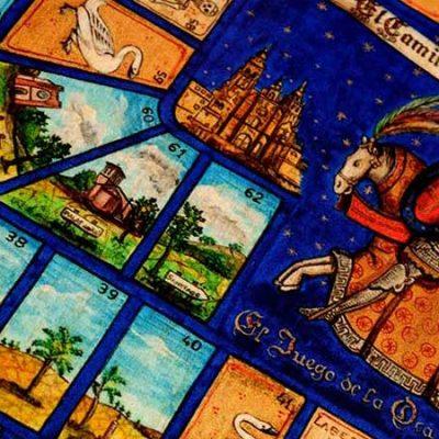 El Camino de Santiago y el origen del Juego de la Oca