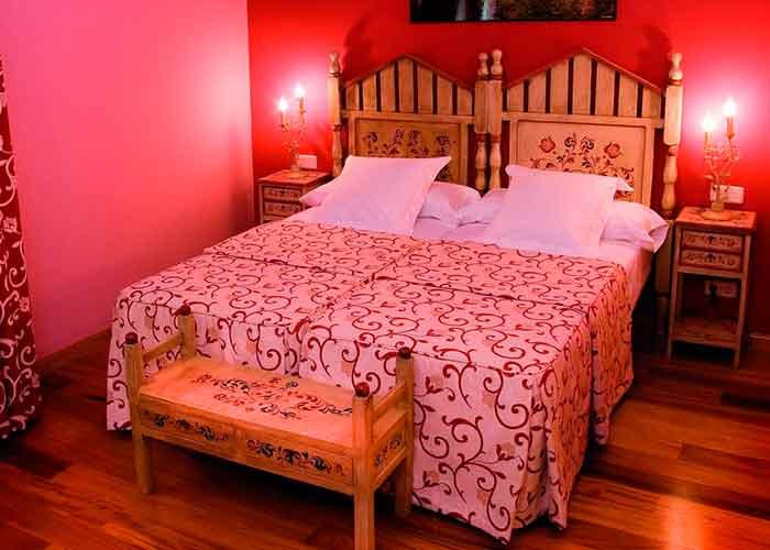 dormir navia hotel rural kabana