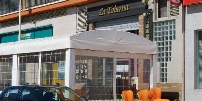 Comer en Alcossebre bar taberna