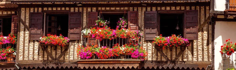 Panorámica que ver en La Alberca