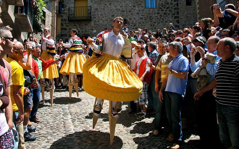 fiestas patronales de España en julio