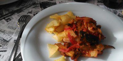 comer fitero restaurante fiterana