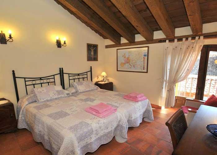 Dónde dormir en Turégano