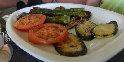 Comer Puebla Alcocer restaurante huerta