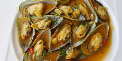 comer puerto carmen mejillones marisma