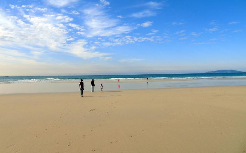 Playa de la Carnota