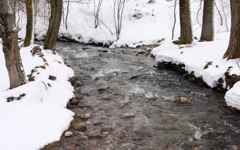 El Río Sil La Cueta