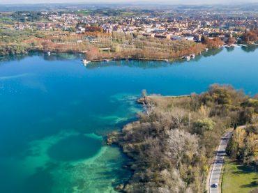 Lago de Banyoles, el bello y legendario hogar del Drac