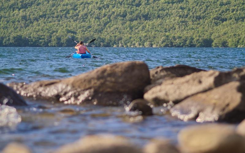 Son muchas las actividades que pueden practicarse en el Lago de Sanabria