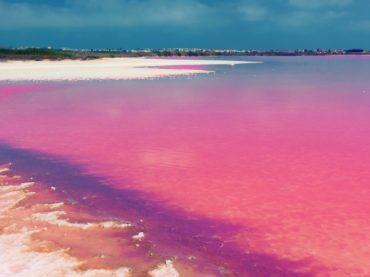Laguna rosa de Torrevieja, un lugar único de España